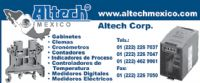 ALTECH PROCESS & CONTROLS DE MEXICO, S RL CV
