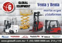 GLOBAL EQUIPMENT, SA CV