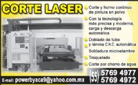 POWER BY LASER