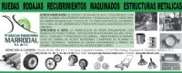 PRODUCTOS INDUSTRIALES MARRODAL, SA CV