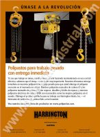 HARRINGTON HOISTS, INC