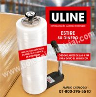 ULINE SHIPPING SUPPLIES, S RL CV