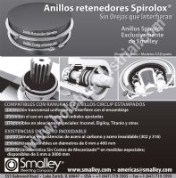 SMALLEY RING COMPANY