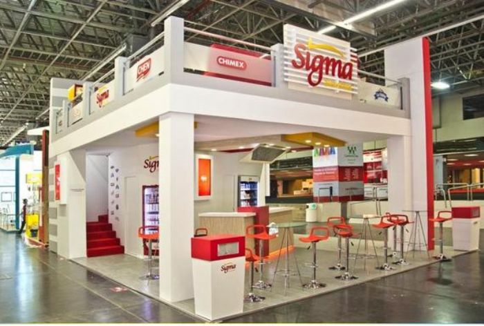 Stands Para Expo Df : Expo antad stand sigma imagen boletin industrial