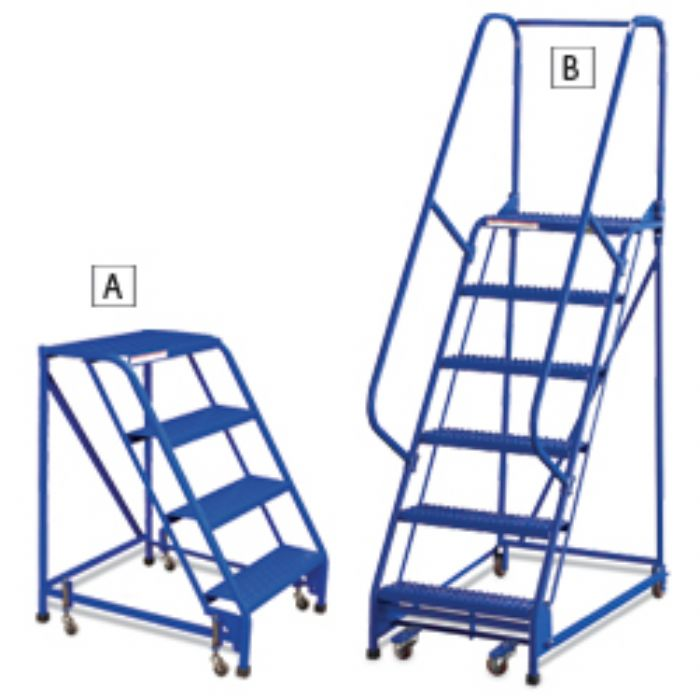 Escaleras inclinadas imagen boletin industrial for Escalera tipo u