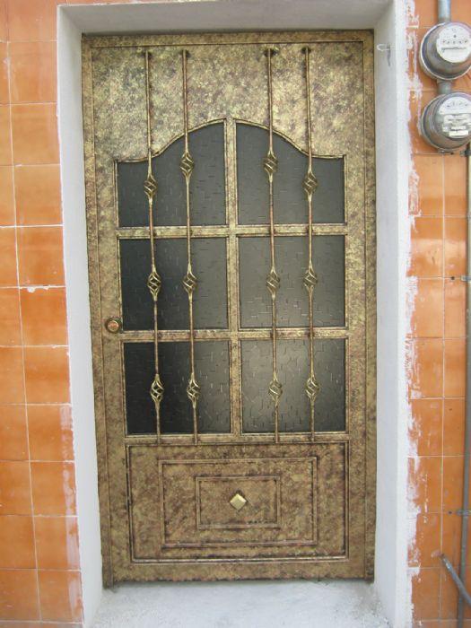 Puertas Para Baño De Herreria:Puertas De Herreria Modernas