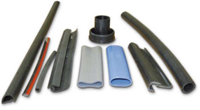 Extrusion de tubing y manguera plastica perfiles - Perfiles de plastico ...