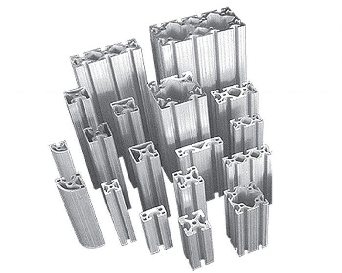 Perfiles de aluminio imagen boletin industrial - Tipos de perfiles de aluminio ...