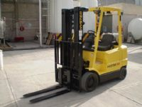 Montacargas Hyster 5,000 lbs