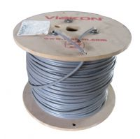 Cable Coaxial RG8X Gris