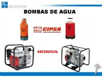 Renta bombas de agua cipsa boletin industrial for Alquiler de bombas de agua